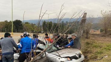 Respaldo de concejales a los radares en Yerba Buena