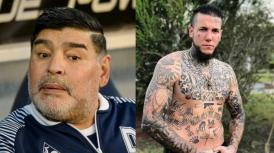 Inédito: mirá que confesó Axel Caniggia de su relación con Diego Maradona