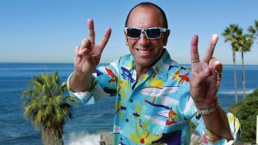 La historia de cómo un argentino logró que el surf sea olímpico