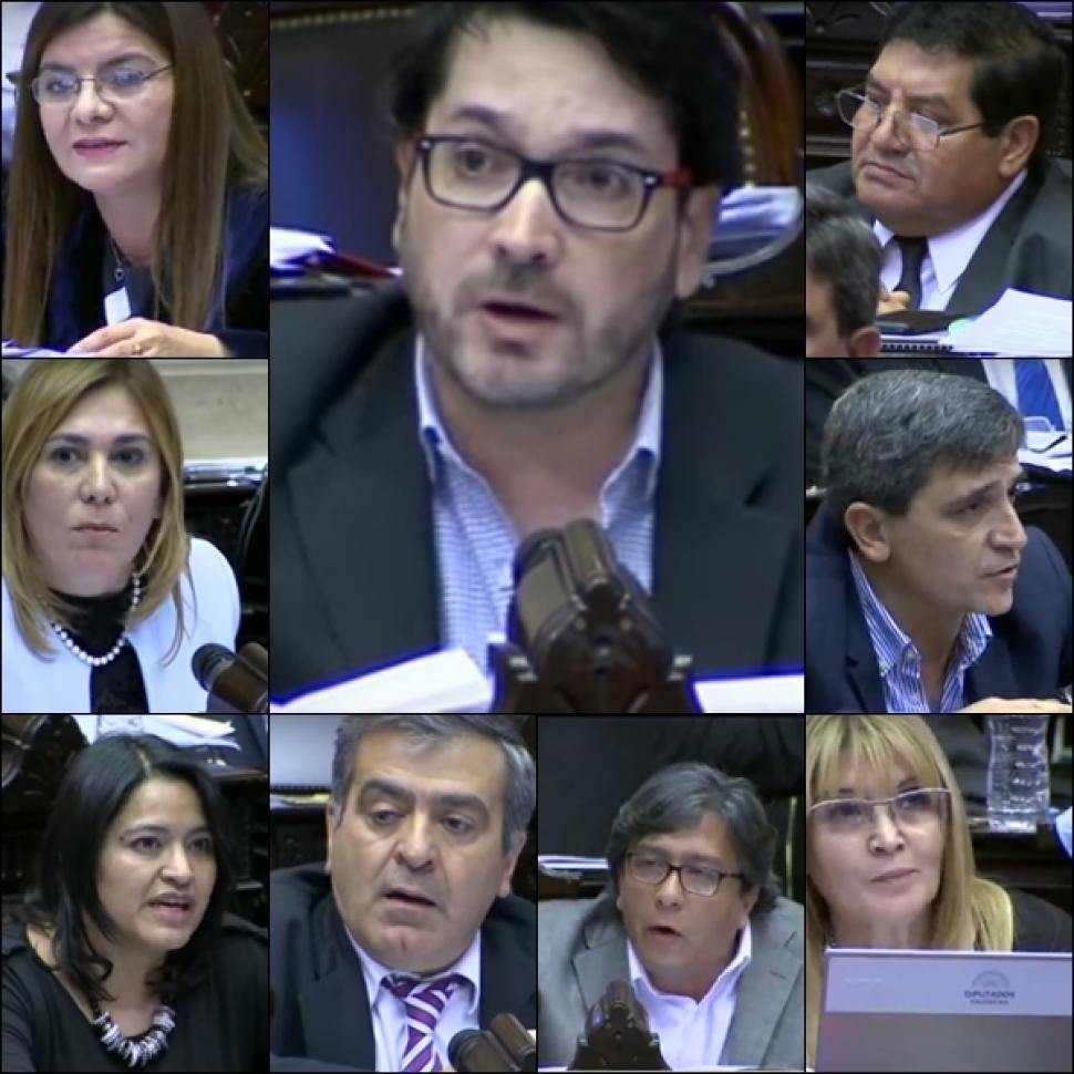 Resultado de imagen para diputados tucumanos